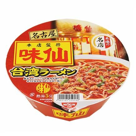 台湾ラーメンカップ麺