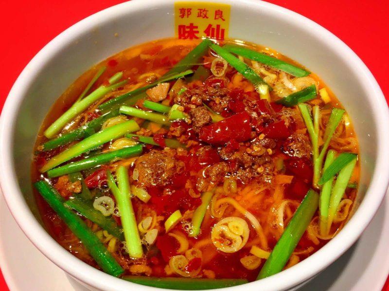 味仙台湾ラーメン